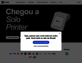 sumup.com.br screenshot