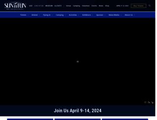 sun-n-fun.org screenshot