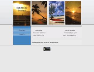 sunandsail.com screenshot