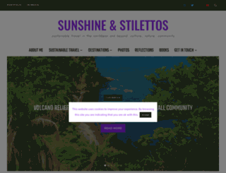 sunandstilettos.com screenshot