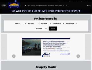 sunbeltford.dealerconnection.com screenshot