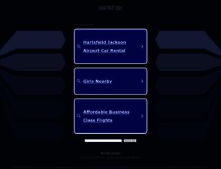 sunbf.de screenshot
