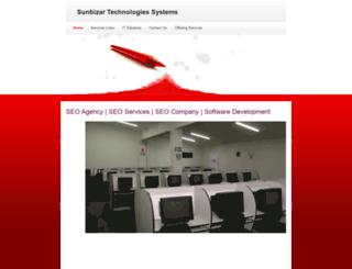 sunbizar.synthasite.com screenshot