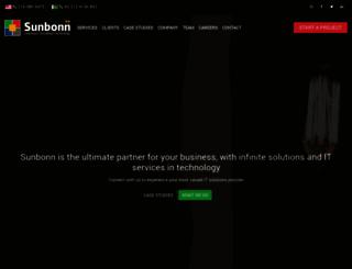 sunbonnetpartners.com screenshot