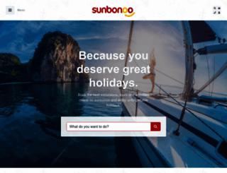sunbonoo.com screenshot