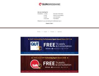 sunbrisbane.com screenshot