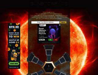 sunbtc.space screenshot