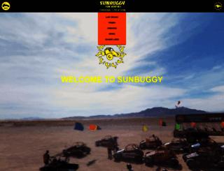 sunbuggy.com screenshot