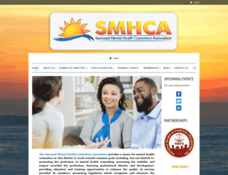 suncoastmhca.org screenshot