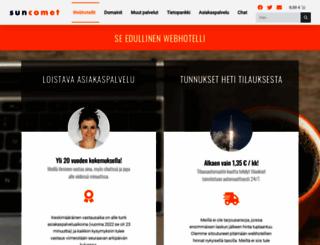 suncomet.com screenshot