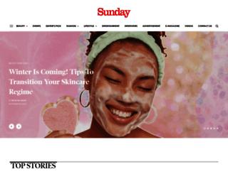 sunday.com.pk screenshot