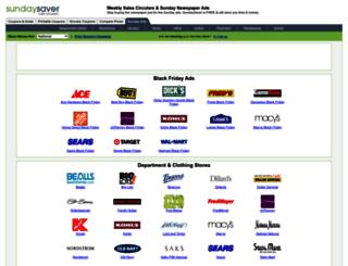 sundaysaver.com screenshot