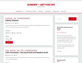 sundrip.com screenshot