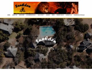 suneden.com screenshot