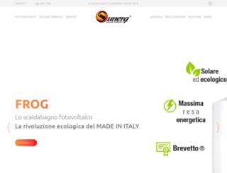 sunergsolar.com screenshot
