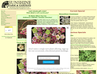 sunfarm.com screenshot