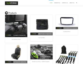 sunferno.com screenshot