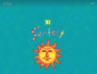 sunfest.on.ca screenshot