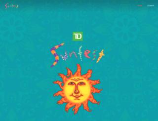 sunfest.on.ca screenshot