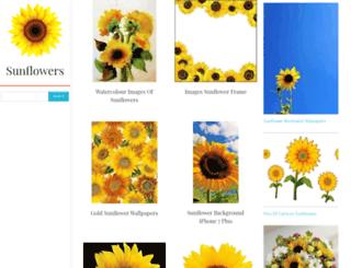 sunflower-images.info screenshot