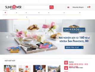 sunflowermarket.vn screenshot