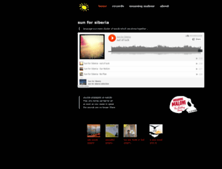 sunforsiberia.com screenshot
