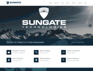 sungate.ca screenshot