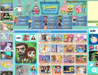 sungerboboyunlari.co screenshot