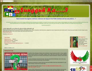 sungguhka.blogspot.com screenshot