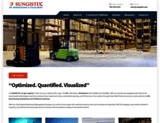 sungistix.com screenshot