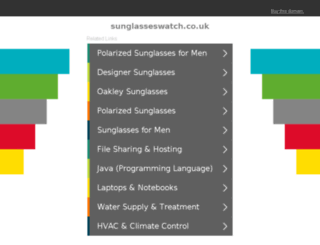 sunglasseswatch.co.uk screenshot