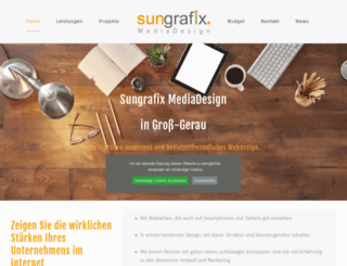 sungrafix.de screenshot