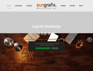 sungrafix.de screenshot