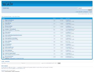 suni.lv screenshot