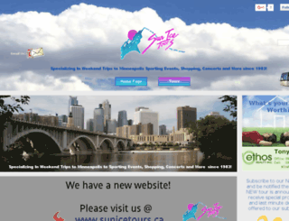 sunicetours.com screenshot