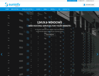 suninfy.com screenshot