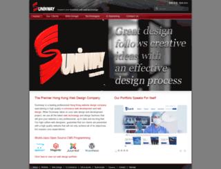 suninway.com screenshot