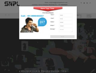 sunitanetwork.com screenshot