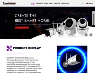 sunivision.com screenshot