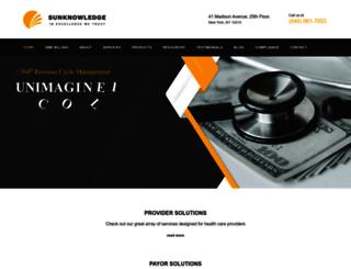 sunknowledge.com screenshot