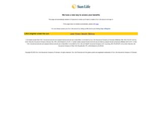 sunlife-usa.com screenshot