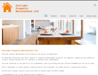 sunlightproperty.co.uk screenshot