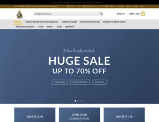 sunnetelbisesi.com screenshot