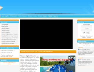 sunnetorganizasyonu.info screenshot