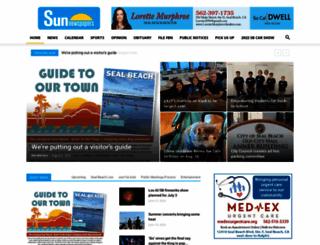 sunnews.org screenshot