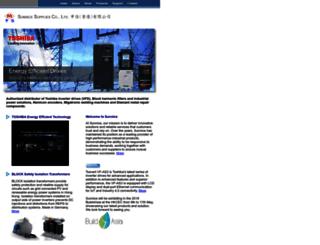sunnice.com screenshot