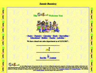 sunniebunniezz.com screenshot
