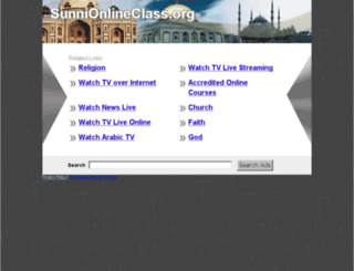 sunnionlineclass.org screenshot
