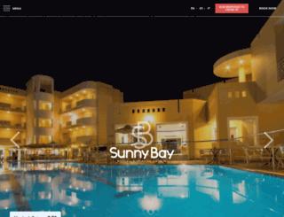 sunnybayhotel.com screenshot
