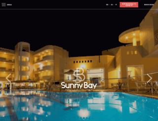 sunnybayhotel.gr screenshot